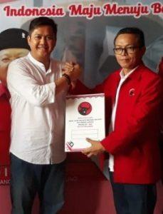 Pilwakot Bandar Lampung, Frans Agung Ngelamar PDIP
