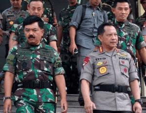 31 Ribuan Personil Gabungan Bakal Amankan Pelantikan Jokowi – Ma'ruf Amin