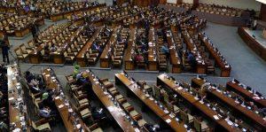 Sah! 575 Anggota DPR RI 2019-2024 Resmi Bertugas Hari Ini
