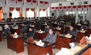 Sekretariat DPRD Metro Tunggu Fraksi Gabungan PAN-PKB