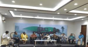 Badan Komunikasi DPR dan DPD Papua dan Papua Barat Dideklarasikan
