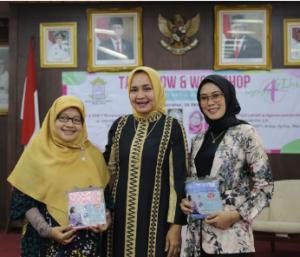Gerakkan Asi Eksklusif 2 Tahun, Riana Apresiasi AIMI Lampung