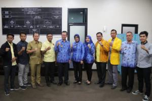 Audiensi DPP Peradah Indonesia, Sekda Lampung: Hadapi Revolusi Industri 4.0, Kembangkang Kualitas SDM