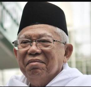 Ma'ruf Amin Nyatakan Isu Khilafah Jadi Tantangan Bangsa Indonesia