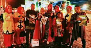 Lasqi Lampung Raih 5 Besar, Kontingen: Terimakasih Umi Riana Sari