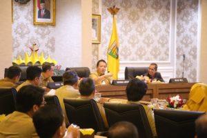 Tingkatkan Pembangunan, Pemprov Lampung Bakal Libatkan Unila