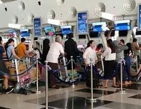 Terdeteksi Thermal Scanner, WNA Langsung Diisolasi Di Bali