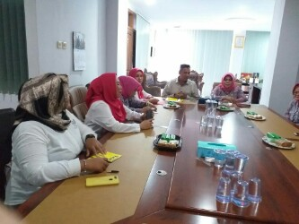 DPD KPPI Sambangi PWI Lampung