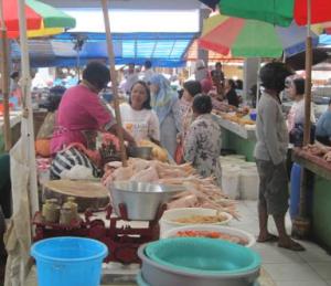 Tekan Corona, 5 Pasar Di Megelang Tutup