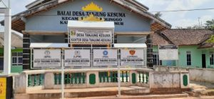 Pemerintah Desa Tanjung Kesuma Tunjukan Transparasi Data Penerima Bantuan