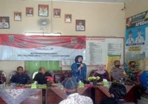 Tekan Konflik, Anggota Komisi IV DPRD Lampung Sosialisasikan Perda Rembug Desa