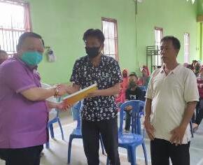 Mukhlis Basri Sosialisasi Perda Rembug Desa di Tanggamus