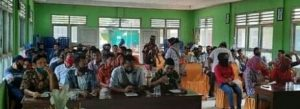 Reses, Reza Pahlevi Sosialisasikan Perda Rembug Pekon di Lampung Timur