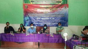 Sosialisasikan Perda Pendidikan, Mardiana Ke Lampung Utara