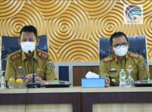 Jelang Akhir Masa Jabatan Bupati, Pemkab Lampung Tengah Gelar Rapat Persiapan Pemeriksaan