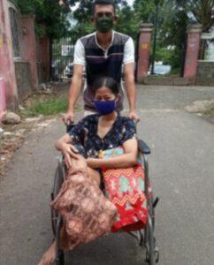 FKBPD Kabupaten OKU Galang Bantuan Untuk Penderita Tumor
