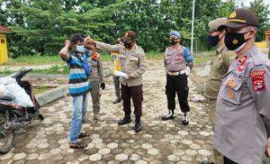 Tak Pakai Masker, Ratusan Pelanggar Prokes Ditindak Tim Gabungan Yustisi Tanggamus
