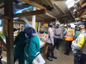 Tekan Penyebaran Covid-19, Polres Lampung Tengah Gelar Operasi Yustisi