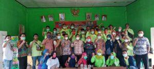 Disbun Provinsi Lampung Lakukan Pembinaan Petani Lada Lampung Timur