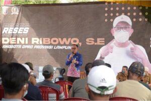Deni Ribowo Reses di Way Kanan