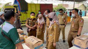 Pemprov Lampung Gelar Pasar Murah di Lampung Utara