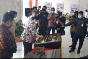 Ketua DPR RI Resmikan Bandara Taufiq Kiemas