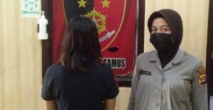 Polres Tanggamus Tangkap IRT 32 Tahun DPO Pencurian Milik Mertua Senilai 1 Milyar