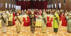 Kukuhkan 5 Bunda PAUD, Riana Sari Minta Pendidikan Anak Lampung yang Berkualitas