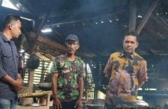 Ali Imron Minta Infrastruktur Jalan Lampung Timur Diperbaiki