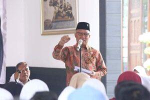 Mukhlis Basri Apresiasi Perintah Tegas Kapolda Lampung Ciptakan Keamanan di Bumi Ruwa Jurai