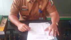 Camat Way Lima Siap Selenggarakan Pilkades Serentak