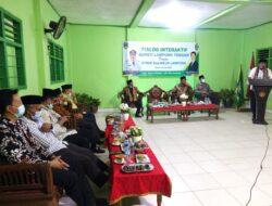 Musa Ahmad Sambangi STMIK Kalirejo dan Ponpes Al Ihya