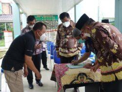 Bupati Lampung Tengah Sigap Tanggulangi Kelangkaan Tabung Oksigen