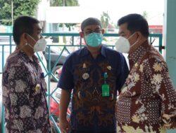 Sambut Menteri Muhadjir Effendi, Gubernur Lampung Ajak Perusahaan di Lampung Sediakan Tabung Oksigen