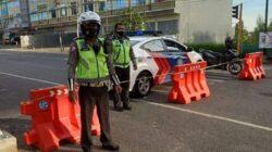 Ini Penampakan Kota Bandar Lampung di Hari Pertama PPKM Darurat