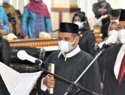 Sah! Basuki Dilantik Jadi Wakil Ketua DPRD Metro