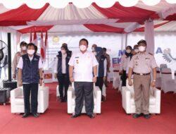 Arinal Ikuti Launching Merdeka Ekspor oleh Presiden di Pelabuhan Panjang