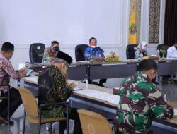 Bakal Didatangi Presiden Awal Bulan Depan, Gubernur Lampung Gelar Rapat Persiapan