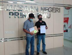 """Kejari Pringsewu """"Digeruduk"""" Punggawa JPK Lampung! Ada Apa Ya?"""