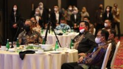 RUPS LB Bank Lampung, Arinal Launching L Saving dan L Online