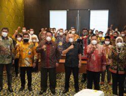 Arinal Apresiasi Pemerintah Pusat Komitmen Jadikan Lampung Sebagai Penyangga Kebutuhan Pangan Nasional