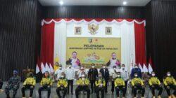 Arinal Lepas Kontingen Lampung Pada PON XX Papua
