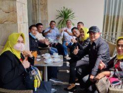 Ketua umum BPP PAI Lampung pose bersama para advokat PAI