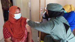 Tingkatkan Akselerasi Herd Immunity, Polres Tanggamus Percepat Vaksin Massal