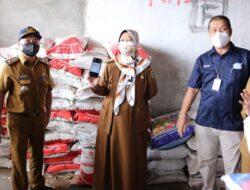 Wagub Lampung Monitoring Ketersediaan Pupuk di Lampung Tengah