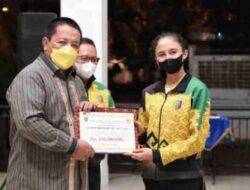 Asiiik….Gubernur Lampung Kasih Bonus Banyak Buat Atlet Peraih Medali PON Papua