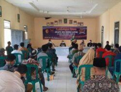 Reza Pahlevi Reses ke Kali Pasir, Lampung Timur