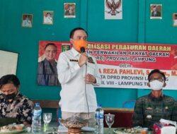 Garinca Sosper Perlondungan UMKM di Lampung Timur