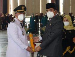 Musa Ahmad Bongkar Pasang Pejabat Lampung Tengah