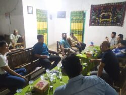 Anjang Sana ke Sejumlah Kecamatan di Lamteng, Polda Lampung Beri Pemahaman Hukum ke Pambers